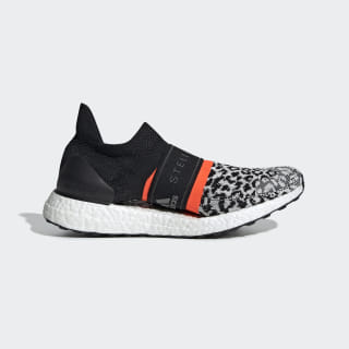 UltraBOOST X 3D Schuh Core Black / Core White / Solar Red BC0314