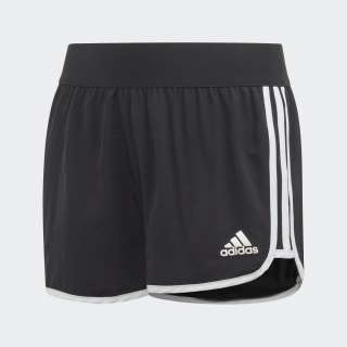 Marathon Shorts Black / White ED6329