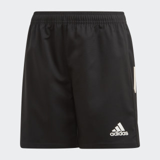 3-Stripes Shorts Black / White DY8492