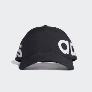 C40 Linear Cap Black / White DU8151