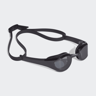 Adizero XX Unmirrored Competition svømmebriller Smoke Lenses / Black / Silver Metallic FJ4802