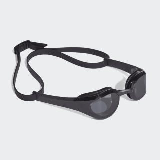 Occhialini da nuoto adizero XX Unmirrored Competition Smoke Lenses / Black / Silver Metallic FJ4802