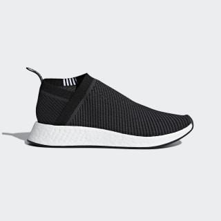 NMD_CS2 Primeknit Shoes Core Black / Carbon / Cloud White D96744