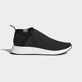 Tênis NMD_CS2 Primeknit CORE BLACK/CARBON/FTWR WHITE D96744