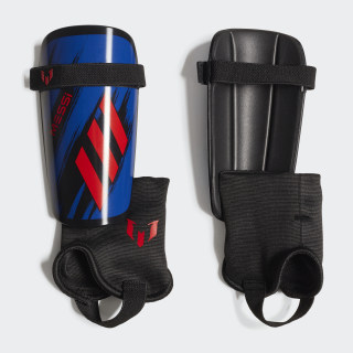 Messi MTC Shin Guards Black / Team Royal Blue / Active Red FS6594