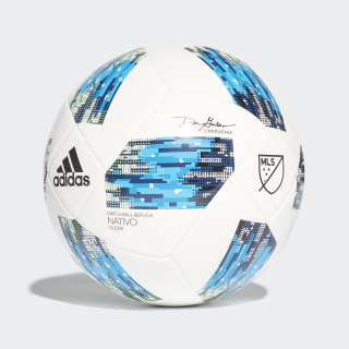 MLS Glider Ball White / Solar Blue / Shock Blue / Mystery Blue CF0008