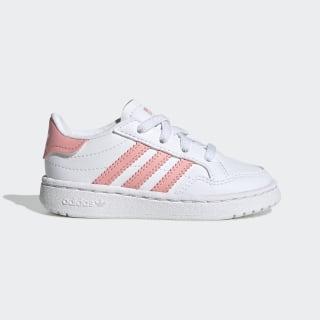 Sapatos Team Court Cloud White / Glory Pink / Core Black EF6829
