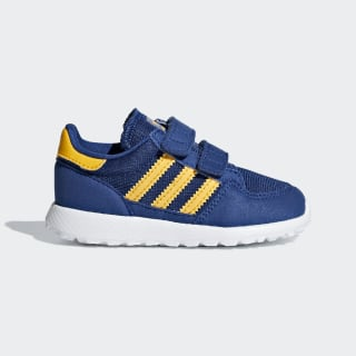 Zapatillas Forest Grove Collegiate Royal / Bold Gold / Blue F34332