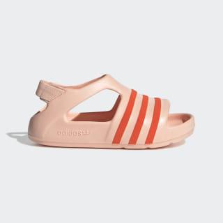 Ciabatte Adilette Play Glow Pink / Hi-Res Coral / Glow Pink EE7257