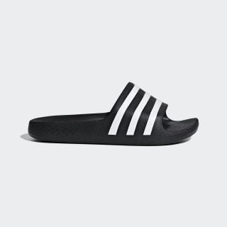 รองเท้าแตะ Adilette Aqua Core Black / Cloud White / Core Black F35556
