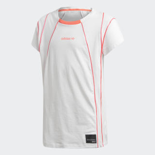 Camiseta EQT WHITE/TURBO D98893