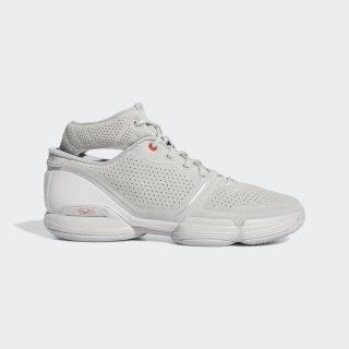 Adizero Rose 1 Concrete Shoes Grey One / Grey Two / Crystal White FV8057