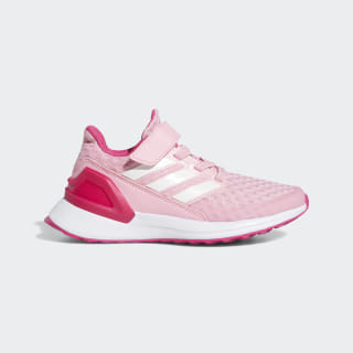 Tenis RapidaRun Light Pink / Cloud White / Real Magenta EF9261