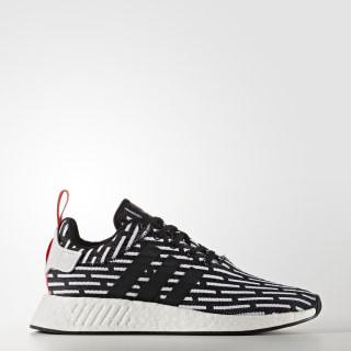 NMD_R2 Primeknit Shoes Core Black / Core Black / Cloud White BB2951