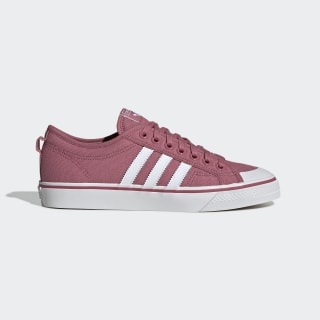 Nizza Shoes Trace Maroon / Cloud White / Crystal White BD7668