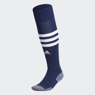 3-Stripes Hoop Socks Navy CM5808