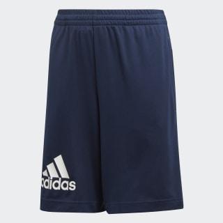 Pantalón corto Training Gear Up Knit Collegiate Navy / White DJ1183