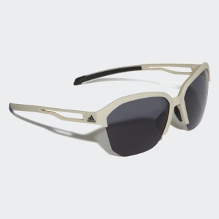 Exhale Sunglasses White / Black / Grey CL0743