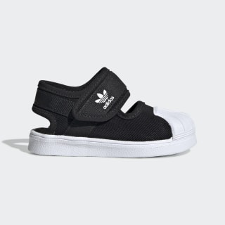 Superstar 360 Sandals Core Black / Cloud White / Cloud White EG5711
