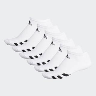 Ankle Socks 6 Pairs White CF4051