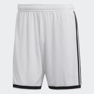 Short Regista 18 White / Black CF9594