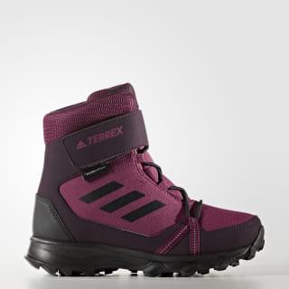 Ботинки TERREX Snow mystery ruby f17 / core black / dark burgundy f12 S80883