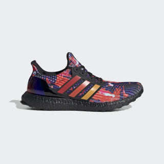 UltraBOOST m Core Black / Scarlet / Active Orange FV7279