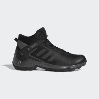 Terrex Eastrail Mid GTX Shoes Carbon / Core Black / Grey Five F36760
