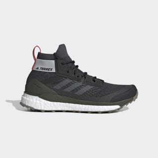 Chaussure de randonnée Terrex Free Hiker Core Black / Grey Six / Night Cargo D98046