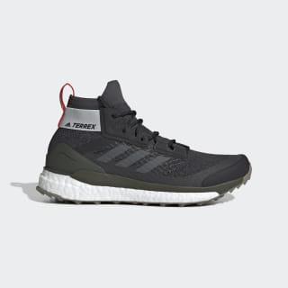 Terrex Free Hiker Hiking Shoes Core Black / Grey Six / Night Cargo D98046