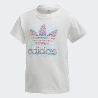 T-Shirt White / Multicolor FM4897