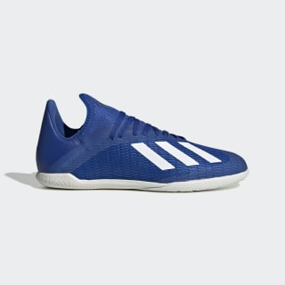 Zapatilla de fútbol sala X 19.3 Indoor Team Royal Blue / Cloud White / Core Black EG7170