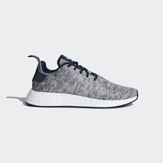 UA SONS NMD R2 Shoes Core Heather   Matte Silver   Cloud White DA8834 6178a6180