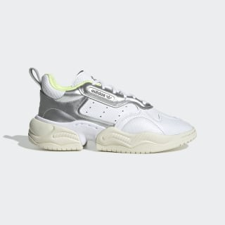 Supercourt RX Schuh Cloud White / Cloud White / Frozen Yellow FV3667