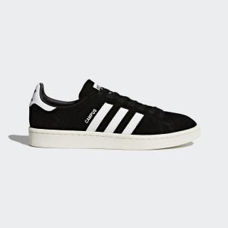 Campus Sko Core Black / Footwear White / Chalk White BZ0084