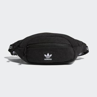 Terry Waist Pack Black CL0721