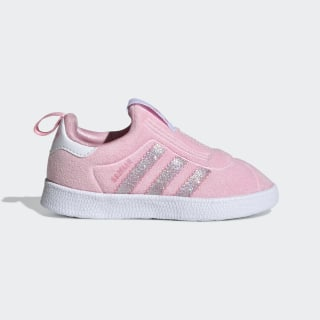 Gazelle 360 Shoes Light Pink / Light Pink / Cloud White EF2025