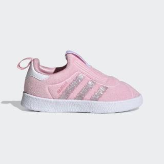 Tênis Gazelle 360 Light Pink / Light Pink / Cloud White EF2025