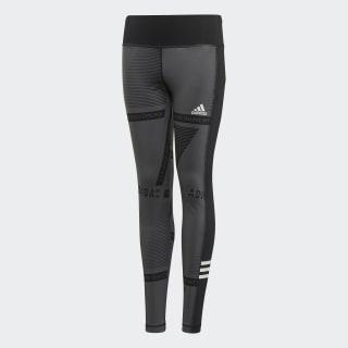 Legging Branded Grey Six / Black / White FM5830