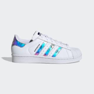 Superstar Shoes Cloud White / Dark Blue / Cloud White F99725
