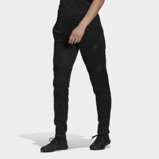 Tiro 19 Training Pants Black / Black DZ8764