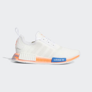 NMD_R1 Shoes Cloud White / Signal Coral / Cloud White FV7854