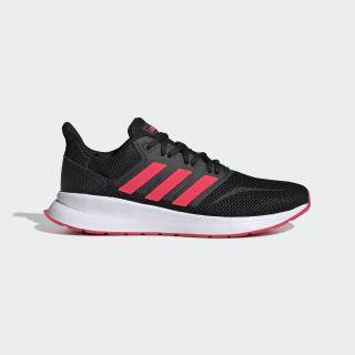 Кроссовки для бега Runfalcon Core Black / Shock Red / Cloud White F36270