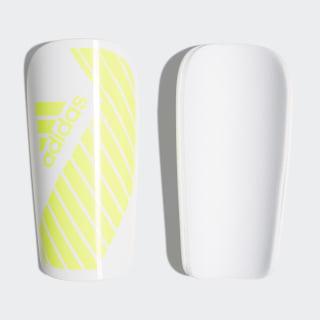 Espinilleras X Lesto white / solar yellow DN8613
