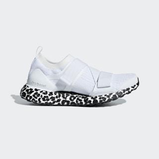 Кроссовки для бега Ultraboost X ftwr white / core black / ftwr white AC7548