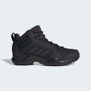 Terrex AX3 Mid GORE-TEX Yürüyüş Ayakkabısı Core Black / Core Black / Carbon BC0466