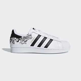 48046553fcb Superstar Shoes Cloud White   Core Black   Gold Metallic CG6407