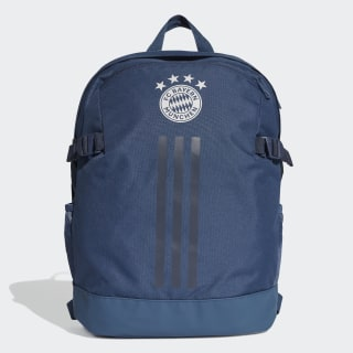 Mochila FC Bayern Night Marine / Trace Blue / Light Solid Grey FI7966