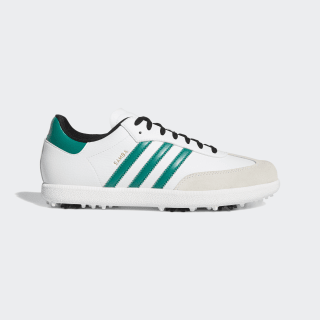 Samba Golf Shoes Cloud White / Sub Green / Core Black G28380