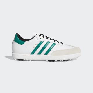 รองเท้ากอล์ฟ Samba Cloud White / Sub Green / Core Black G28380